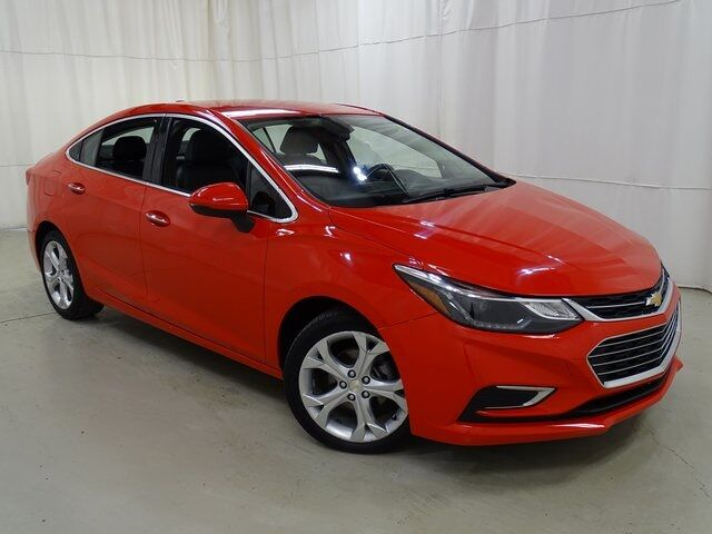 2017 Chevrolet Cruze Premier Raleigh NC