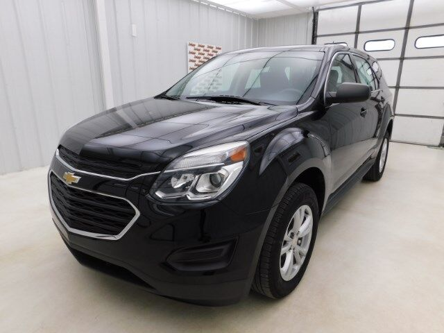 2017 Chevrolet Equinox AWD 4dr LS Manhattan KS