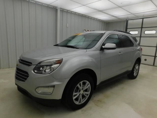 2017 Chevrolet Equinox AWD 4dr LT w/1LT Manhattan KS