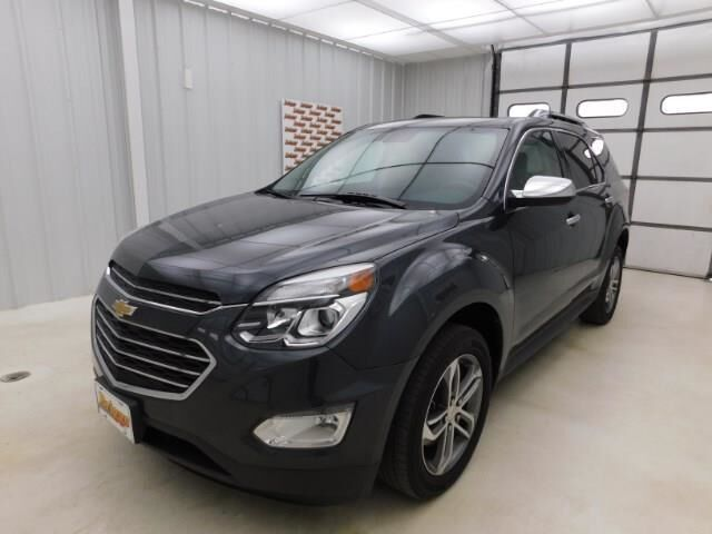 2017 Chevrolet Equinox AWD 4dr Premier Manhattan KS