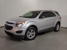 2017_Chevrolet_Equinox_FWD 4dr LS_ Raleigh NC