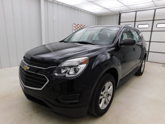 2017 Chevrolet Equinox FWD 4dr LS Manhattan KS
