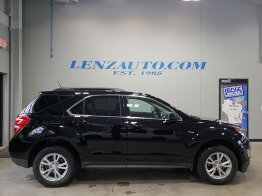 2017_Chevrolet_Equinox_FWD LT_ Fond du Lac WI