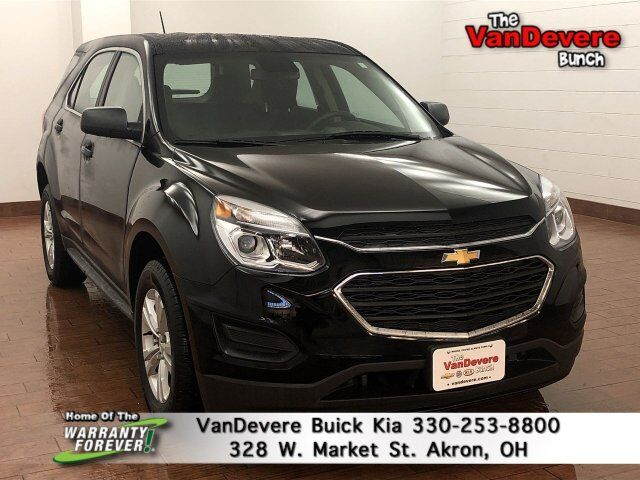 2017 Chevrolet Equinox LS Akron OH