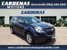 2017_Chevrolet_Equinox_LS_ Brownsville TX