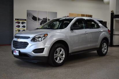 2017_Chevrolet_Equinox_LS_ Boston MA