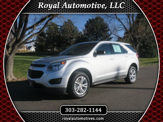 2017 Chevrolet Equinox LS Englewood CO