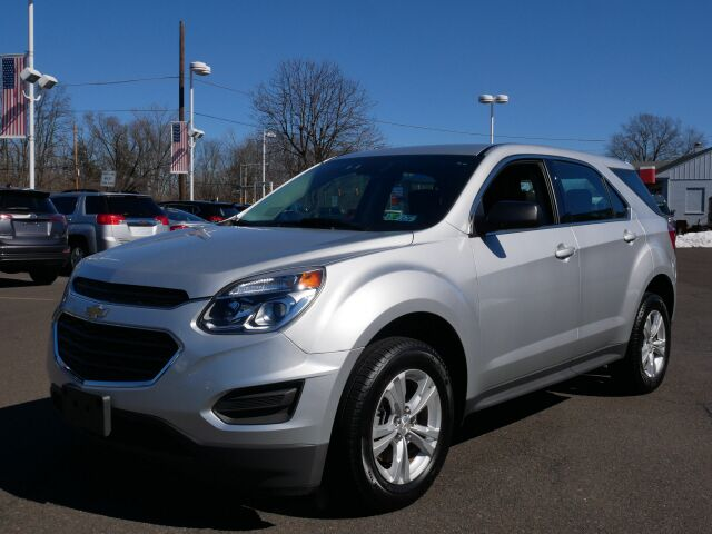 2017 Chevrolet Equinox LS Fairless Hills PA