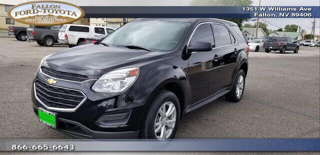 2017 Chevrolet Equinox LS Fallon NV
