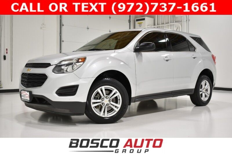 2017 Chevrolet Equinox LS Flower Mound TX