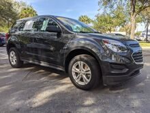 2017_Chevrolet_Equinox_LS_ Fort Pierce FL