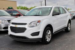2017_Chevrolet_Equinox_LS_ Fort Wayne Auburn and Kendallville IN