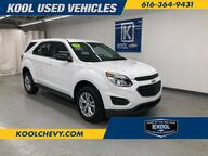 2017 Chevrolet Equinox LS Grand Rapids MI
