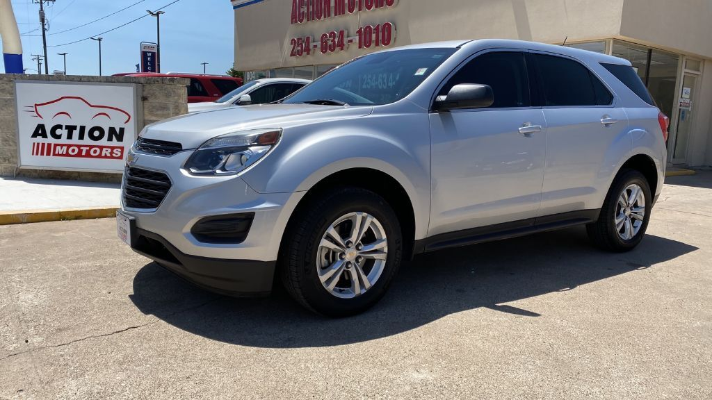 2017 Chevrolet Equinox LS Killeen TX