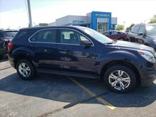 2017_Chevrolet_Equinox_LS_ Milwaukee and Slinger WI
