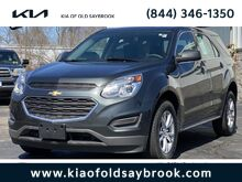 2017_Chevrolet_Equinox_LS_ Old Saybrook CT