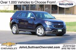 2017_Chevrolet_Equinox_LS_ Roseville CA