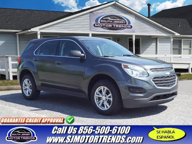 2017 Chevrolet Equinox LS Vineland NJ