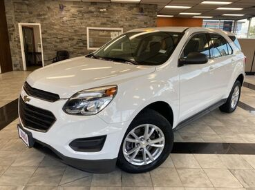 2017_Chevrolet_Equinox_LS_ Worcester MA