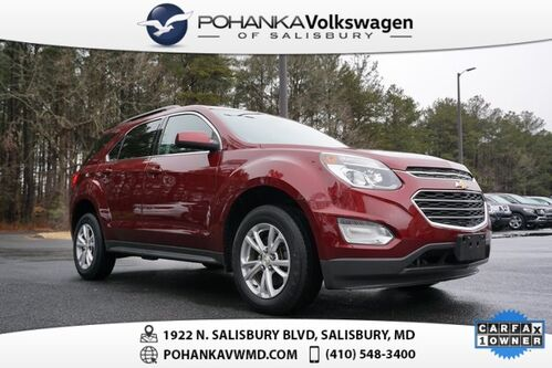 2017_Chevrolet_Equinox_LT ** GUARANTEED FINANCING  ** 28+ MPG **_ Salisbury MD
