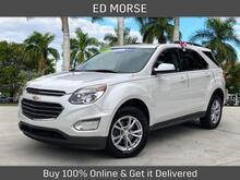 2017_Chevrolet_Equinox_LT 1LT_ Delray Beach FL