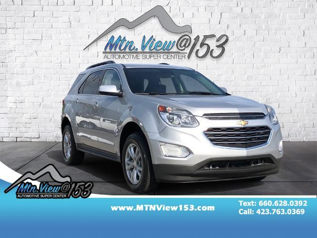 2017 Chevrolet Equinox LT 1LT Chattanooga TN