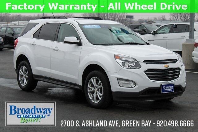 2017 Chevrolet Equinox LT 1LT Green Bay WI