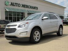 2017_Chevrolet_Equinox_LT 2WD CLOTH, HTD FRONT STS, BLIND SPOT, BACKUP CAM, AUTO LIFTGATE, BLUETOOTH_ Plano TX