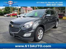2017_Chevrolet_Equinox_LT 2WD_ Ulster County NY