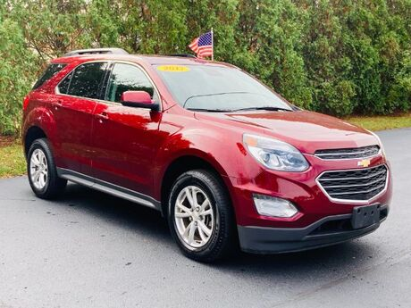 2017 Chevrolet Equinox LT 2WD Richmond IN