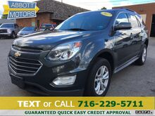 2017_Chevrolet_Equinox_LT AWD Back-Up Camera_ Buffalo NY