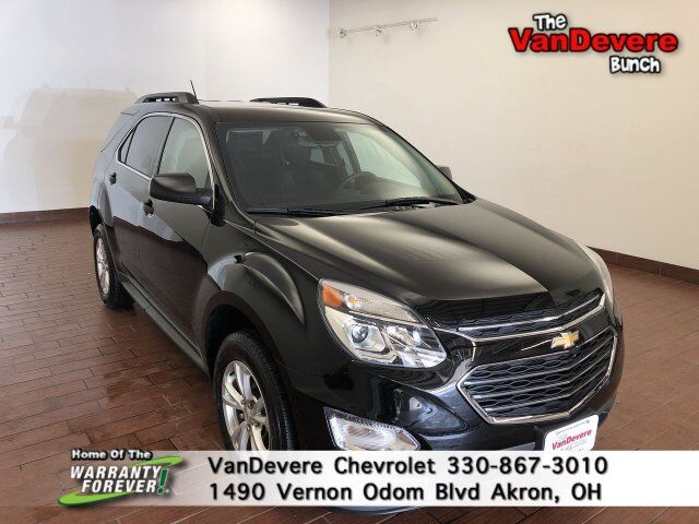 2017 Chevrolet Equinox LT Akron OH