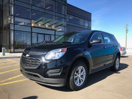 2017_Chevrolet_Equinox_LT All-Wheel Drive ~ Back-up Camera ~ Touch Screen ~ Like New ~ Easy Financing ~ 888-299-8130_ Sherwood Park AB