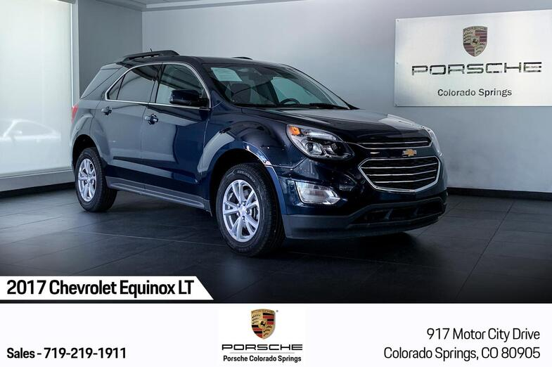 2017 Chevrolet Equinox LT Colorado Springs CO