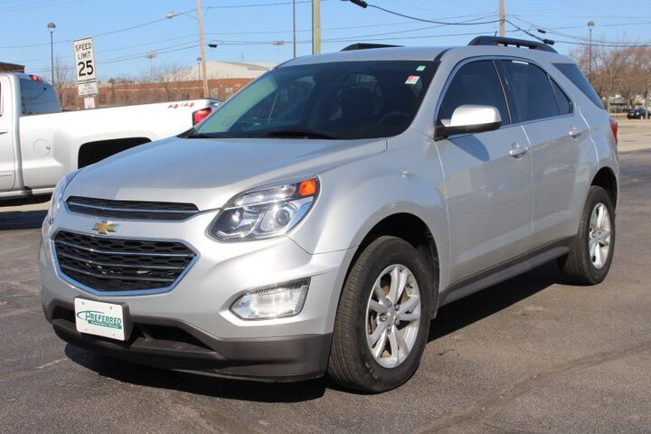 2017 Chevrolet Equinox LT Fort Wayne Auburn and Kendallville IN
