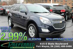 2017_Chevrolet_Equinox_LT_ Fort Wayne Auburn and Kendallville IN