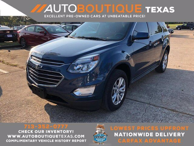 2017 Chevrolet Equinox LT Houston TX