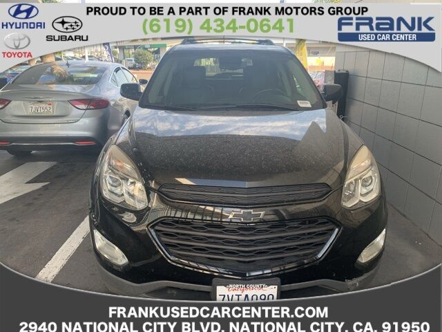 2017 Chevrolet Equinox LT National City CA