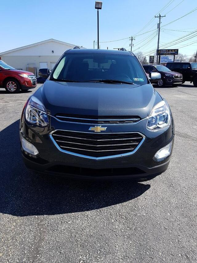 2017 Chevrolet Equinox LT North Versailles PA