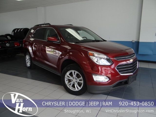 2017 Chevrolet Equinox LT Plymouth WI