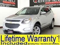 Chevrolet Equinox LT REAR CAMERA HEATED SEATS BLUETOOTH KEYLESS ENTRY POWER SEAT POWER HEATED 2017