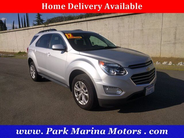 2017 Chevrolet Equinox LT Redding CA