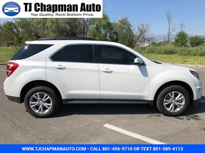 2017 Chevrolet Equinox LT Salt Lake City UT