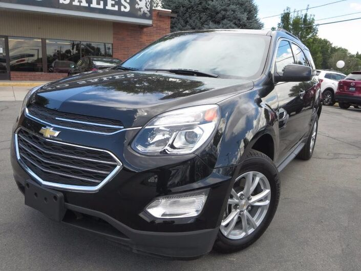 2017 Chevrolet Equinox LT West Jordan UT