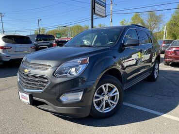 2017_Chevrolet_Equinox_LT_ Worcester MA