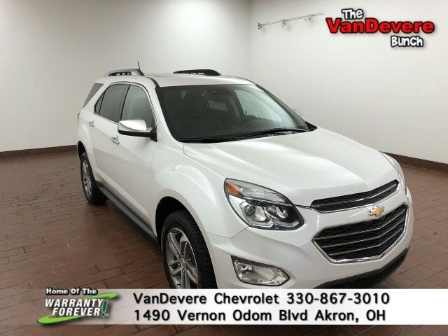 2017 Chevrolet Equinox Premier Akron OH
