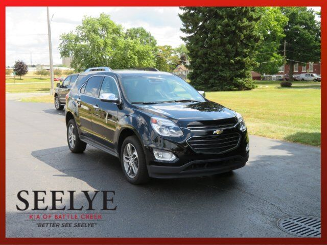 2017 Chevrolet Equinox Premier Battle Creek MI