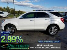 2017_Chevrolet_Equinox_Premier_ Fort Wayne Auburn and Kendallville IN