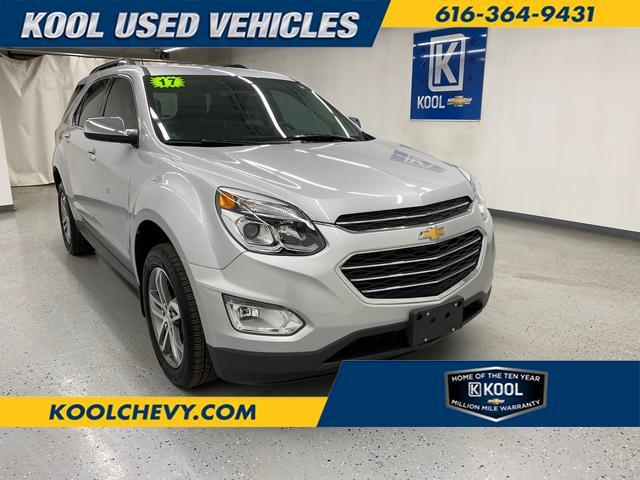 2017 Chevrolet Equinox Premier Grand Rapids MI