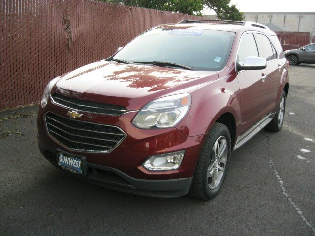 2017 Chevrolet Equinox Premier Newport OR